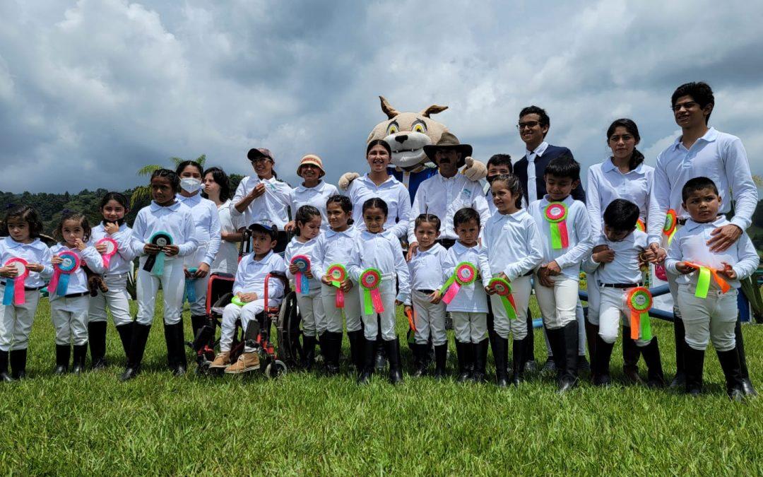 Universidad IVES presente en el 2° Concurso del Circuito Veracruzano de Salto