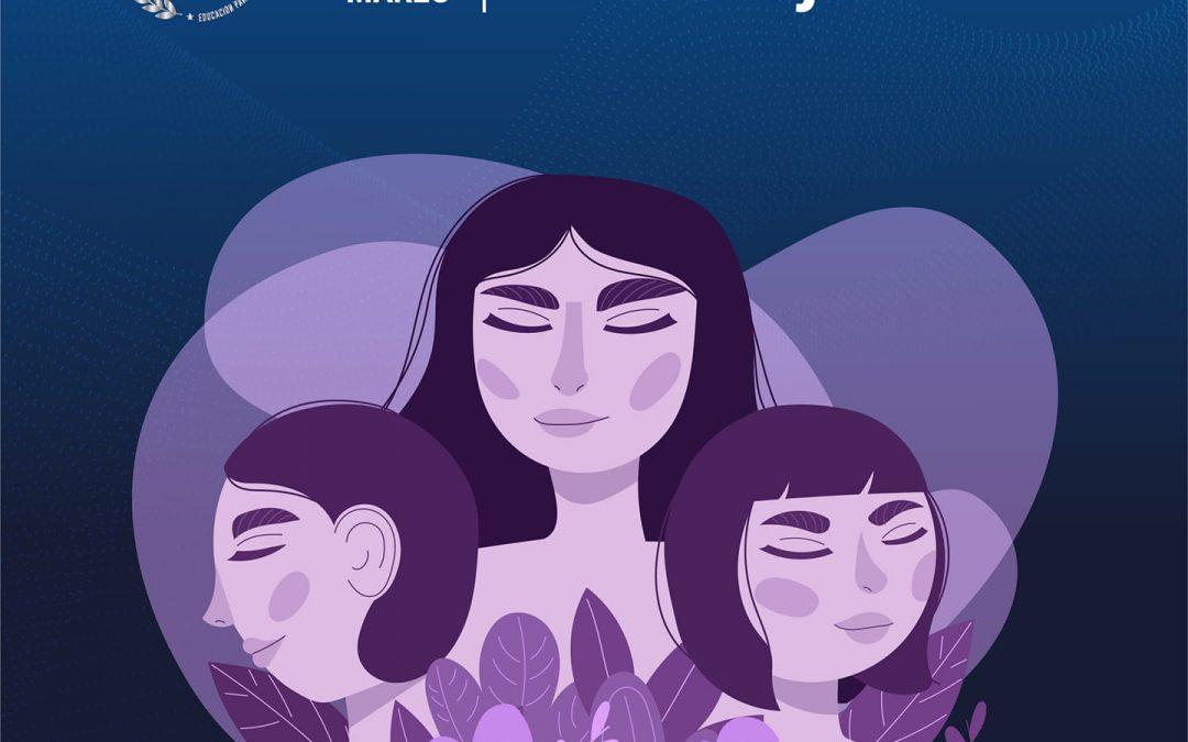 """Jornada virtual de posgrado: """"El feminismo en el marco de la conmemoración del Día de la Mujer, las diferentes aristas del movimiento"""""""