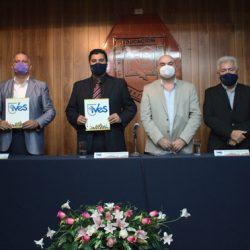 Firma Universidad IVES convenio de becas con el partido político ¡Podemos!