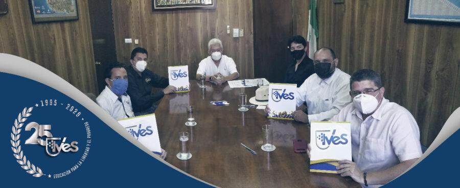 Universidad IVES firma importante convenio de colaboración con Asociación Médica Cubana